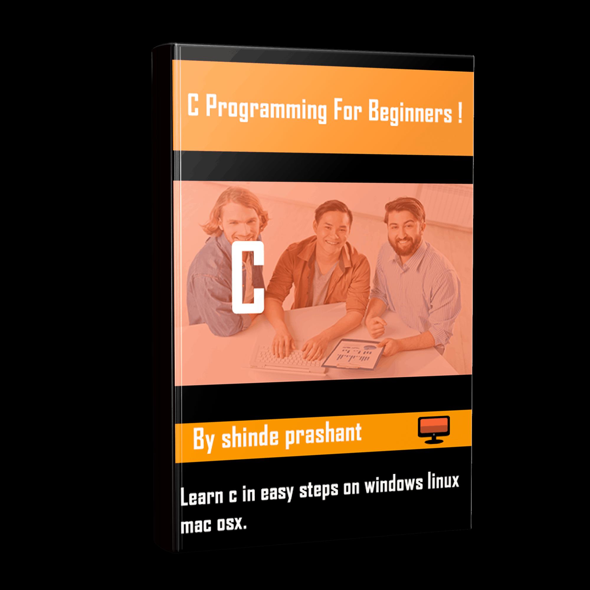 Free ebook on c programming